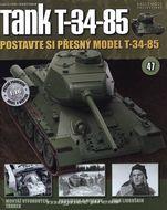 Tank T-34-85 č.47