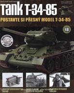 Tank T-34-85 č.48