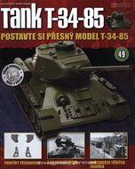 Tank T-34-85 č.49