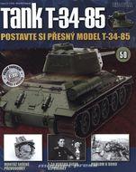 Tank T-34-85 č.50
