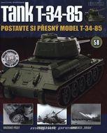 Tank T-34-85 č.58