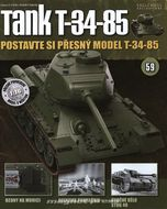 Tank T-34-85 č.59
