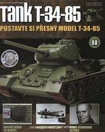 Tank T-34-85 č.60