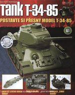 Tank T-34-85 č.61