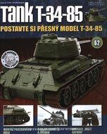 Tank T-34-85 č.62