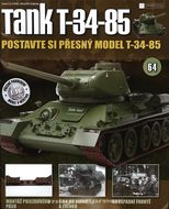 Tank T-34-85 č.64