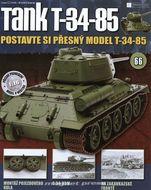 Tank T-34-85 č.66
