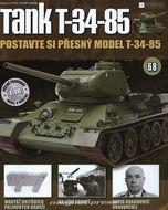 Tank T-34-85 č.68