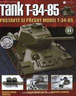 Tank T-34-85 č.69