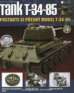 Tank T-34-85 č.70