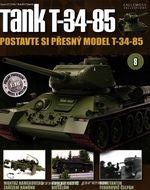 Tank T-34-85 č.8