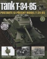 Tank T-34-85 č.7