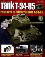 Tank T-34-85 č.9