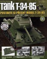 Tank T-34-85 č.31