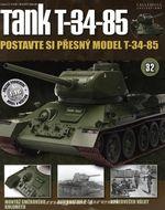 Tank T-34-85 č.32