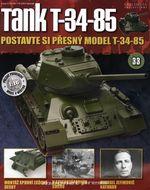 Tank T-34-85 č.33