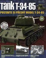 Tank T-34-85 č.34