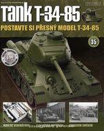 Tank T-34-85 č.35