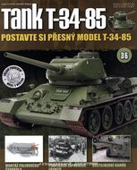 Tank T-34-85 č.36