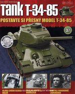 Tank T-34-85 č.37