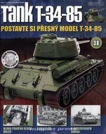 Tank T-34-85 č.38