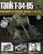 Tank T-34-85 č.39