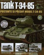 Tank T-34-85 č.52