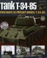 Tank T-34-85 č.54