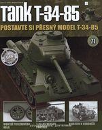 Tank T-34-85 č.71