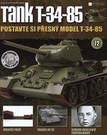 Tank T-34-85 č.72