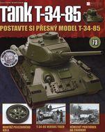 Tank T-34-85 č.73