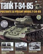 Tank T-34-85 č.76