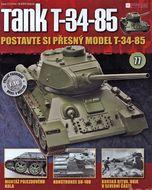 Tank T-34-85 č.77