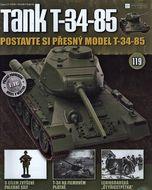 Tank T-34-85 č.119