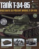 Tank T-34-85 č.120