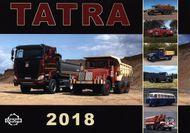 Tatra 2018 - nástenný kalendár