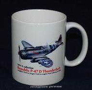 Republic P-47D Thunderbolt - Hrnček