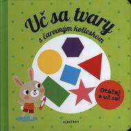 Uč sa farby s čarovným kolieskom (zelená edícia)