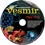Vesmír 1994-2003 CD ROM