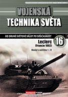 Vojenská technika světa č.16 - tank AMX-56 Leclerc
