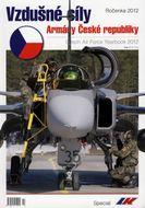 Vzdušné síly Armády České republiky – ročenka 2012