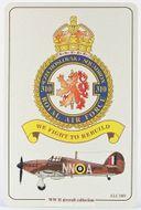 310. československá stíhací peruť RAF - ALUMCARD