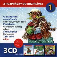 Z rozprávky do rozprávky č.01 - 3CD box