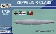 Stavebnica (1:720) Zeppelin R-Class Großkampf-Typ
