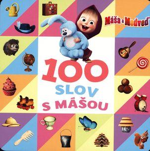 Máša a Medveď - 100 slov s Mášou