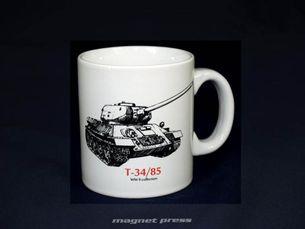 Tank T-34/85 - Hrnček