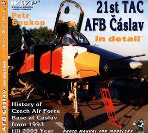 21 st tac AFB Čáslav in detail