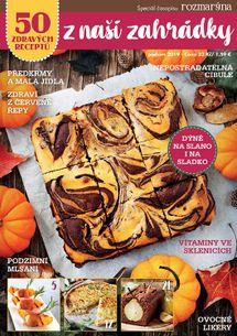 50 zdravých receptů z naší zahrádky - Speciál časopisu Rozmarýna - PODZIM 2019