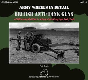AW 15 British Anti-Tank Guns