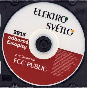 CD - Elektro, Světlo 2015